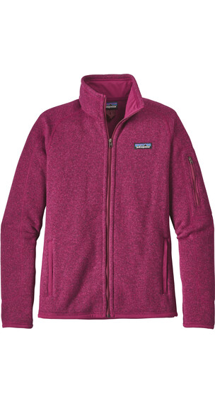 Patagonia Better Sweater Jas violet